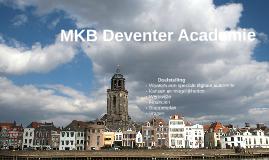 MKB Deventer Academie