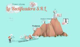 Copy of Proyecto Rectificadora S.R.L