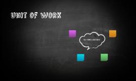 Unit of work