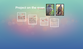 Project on the guan