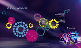 Zain Sudan Presents 4G