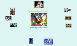 Mattisse Collage Cut-Outs