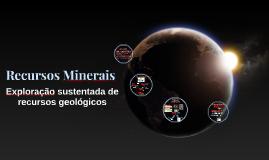 Copy of Recursos Minerais