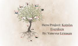 Hero Project: Katniss Everdeen