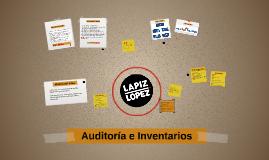 Auditoría e Inventarios