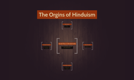 The Orgins of Hinduism