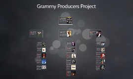 Grammy Producers Project