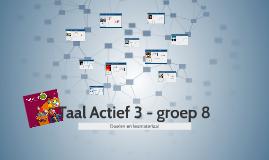 Taal Actief 3 - Groep 8