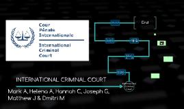 Copy of INTERNATIONAL CRIMINAL COURT