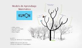 Modelo de Aprendizaje Matemático Kumon