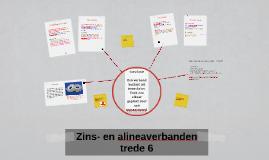 Copy of Zins- en alineaverbanden