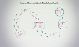 Copy of Advanced Learning Schools, Riyadh Saudi Arabia