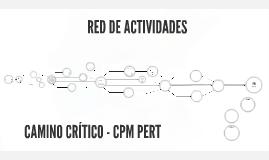 Copy of RED DE ACTIVIDADES