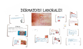 Copy of DERMATOSIS LABORALES