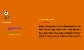The novel I, Robot