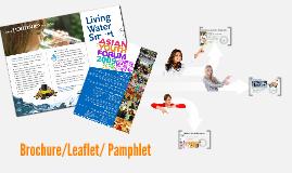 Copy of Brochure/Leaflet/Pamphlet
