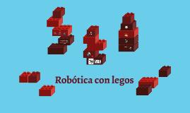 Robotica con legos