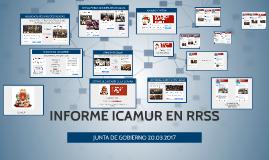 Copia de INFORME ICAMUR EN RRSS