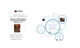 Copy of Copy of EMPRESAS Y EMPRESARIOS EN LA HISTORIA DE COLOMBIA. SIGLOS XI