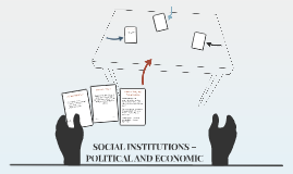 SOCIAL INSTITUTIONS – POLITICAL AND ECONOMIC