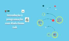 Introdução à criação de jogos eletrônicos com Kodu Game Lab:
