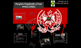 People's Mujahedin of Iran (MEK)