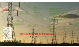 Proyecto de Lineas de transmisión
