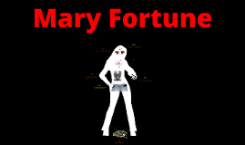 Mary Fortune