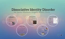 primal fear dissociative identity disorder essay