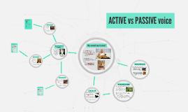 Copy of ACTIVE vs PASSIVE voice