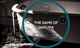 Copy of THE GAME OF DARUMA