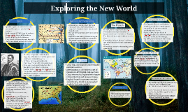Exporing the New World