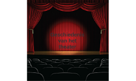 6STW Geschiedenis theater