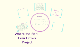 Copy of Where the Red Fern Grows- Ch.9 project