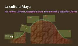 La cultura Maya fue una civilización precolombina mesoameric