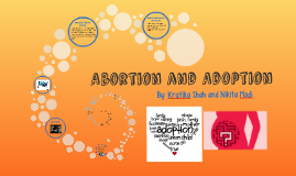 Abortion and Adoption