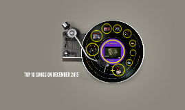 THE BEST 10 SONG ON DECEMBER 2015