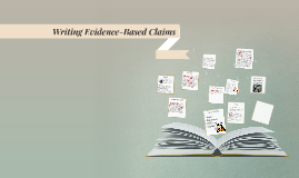 Copy of Writing Evidence-Based Claims