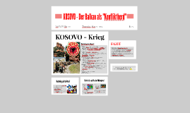 KOSOVO-Krieg