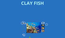 Clay Fish 3rd Grade