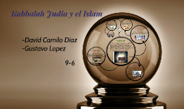 Kabbalah Judia y el Islam