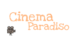 Copy of Cinema paradiso