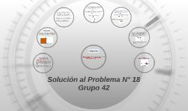 Solución al Problema N° 18