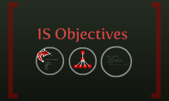 IS Objectives