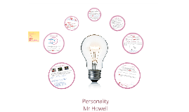Copy of Personality