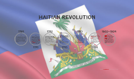 Copy of Haitian Revolution