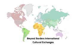 Beyond Borders Classroom Presentation