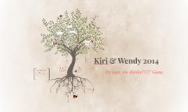 Kiri & Wendy