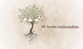 Acción ambiental