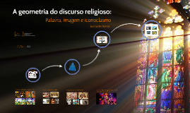As formas geométricas do durso religioso